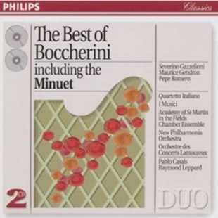 The Best of Boccherini - CD / Album - Music Classical Music