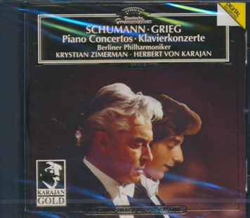 Piano Concertos (Zimerman/bpo/karajan) [european Import] - CD / Album - Music Classical Music