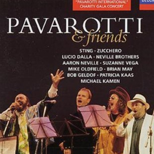 Pavarotti & Friends - CD / Album - Music Classical Music