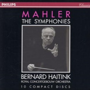Mahler: The Symphonies - CD / Box Set - Music Classical Music