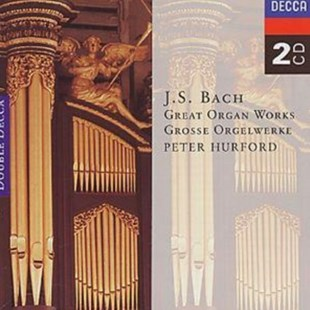 J.S. Bach: Great Organ Works (Peter Hurford) - CD / Album - Music Classical Music