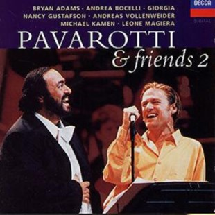 Pavarotti & Friends 2 - CD / Album - Music Classical Music