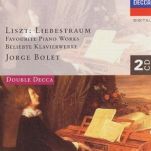 Liszt: Liebestraum - CD / Album - Music Classical Music