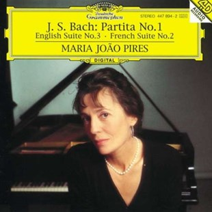 Partita No 1 (Pires) - CD / Album - Music Classical Music