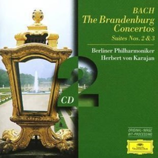 Brandenburg Concertos (Bpo, Karajan) - CD / Album - Music Classical Music