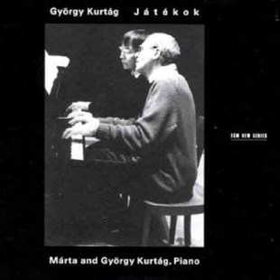 Jatekok - CD / Album - Music Classical Music