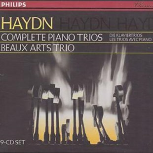 Haydn: Complete Piano Trios/Beaux Arts Trio - CD / Box Set - Music Classical Music