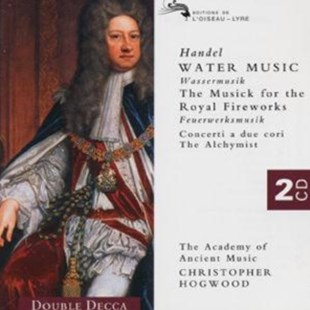 Handel: Water Music/The Musick for the Royal Fireworks - CD / Album - Music Classical Music