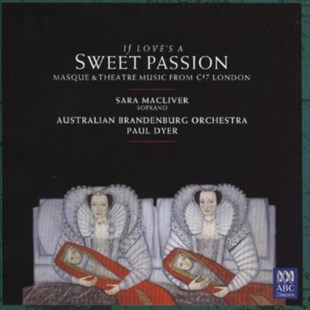 If Love's a Sweet Passion - CD / Album - Music Classical Music