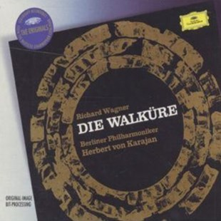 Die Walkure - CD / Album - Music Classical Music
