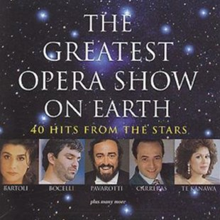 The Greatest Opera Show On Earth - CD / Album - Music Classical Music