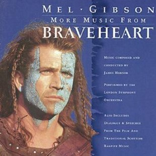 Braveheart - CD / Album - Music Soundtracks
