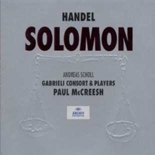 Solomon - CD / Album - Music Classical Music