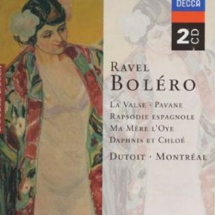 Ravel: Bolero / La Valse / Rapsodie Espagnole (Montreal / Dutoit) - CD / Album - Music Classical Music