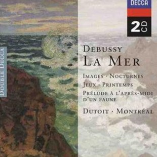 La Mer and Orchestral Works/dutoit Df2 - CD / Album - Music Classical Music