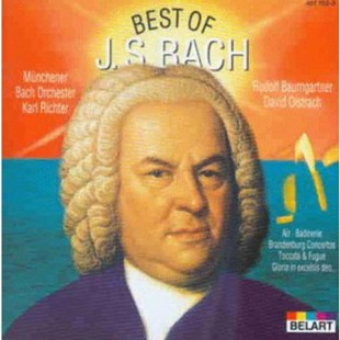 Best of J.S. Bach - CD / Album - Music Classical Music