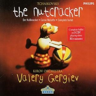 Tchaikovsky: The Nutcracker - CD / Album - Music Classical Music
