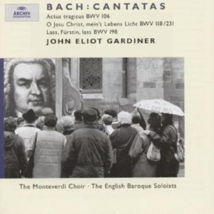 Canatatas - Bach - CD / Album - Music Classical Music