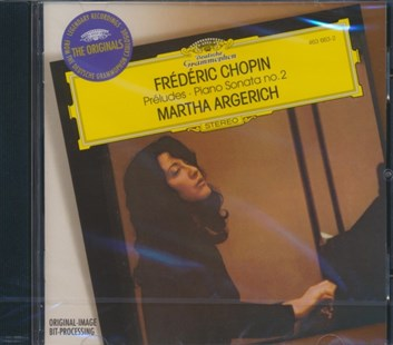 Preludes, Sonata No. 2 (Argerich) - CD / Album - Music Classical Music
