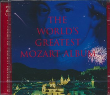 The Greatest Mozart Show on Earth - CD / Album - Music Classical Music