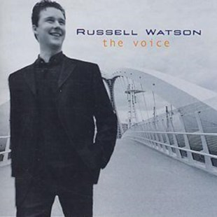 Russell Watson: The Voice - CD / Album - Music Classical Music