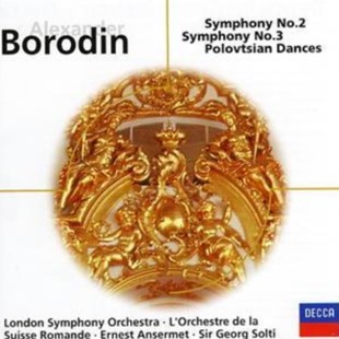 Symphonies Nos. 2 and 3, Polovtsian Dances (Solti, Lso) - CD / Album - Music Classical Music