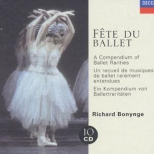 Fete Du Ballet - CD / Box Set - Music Classical Music