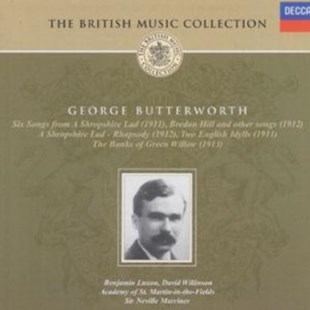 Shropshire Lad/Banks of Green Willow/Two English Idylls - Butterw - CD / Album - Music Classical Music
