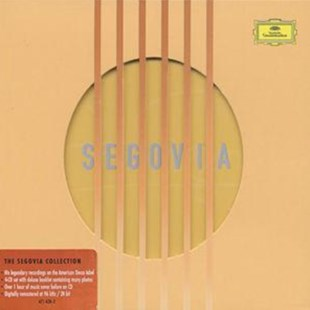 The Segovia Collection - CD / Album - Music Classical Music