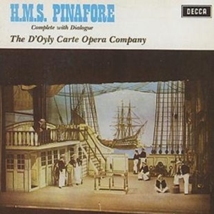Gilbert & Sullivan - HMS PINAFORE - CD / Album - Music Classical Music