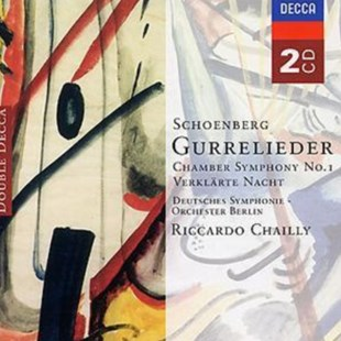 Gurrelieder (Chailly) - CD / Album - Music Classical Music