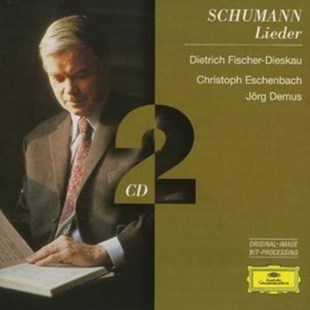 Lieder (Fischer-dieskau) - CD / Album - Music Classical Music