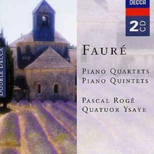 Piano Quartets and Quintets (Roge, Ysaye) - CD / Album - Music Classical Music