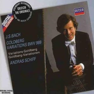 Goldberg Variations (Schiff) - CD / Album - Music Classical Music
