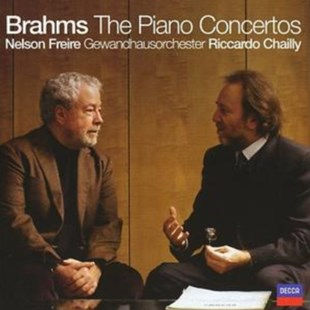 Piano Concertos, The (Chailly, Gewandhausorchester, Freire) - CD / Album - Music Classical Music