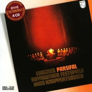 Parsifal (Knappertsbusch, Bayreuther Festspiele) - CD / Album - Music Classical Music