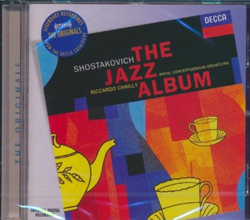 Jazz Album, The (Chailly, Royal Concertgebouw Orchestra) - CD / Album - Music Classical Music