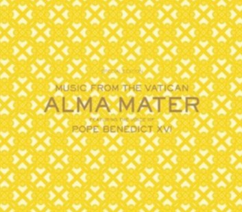 Music From the Vatican - Alma Mater - featuring the Voice of Pope Benedict XVI (CD/DVD) - Music Classical Music