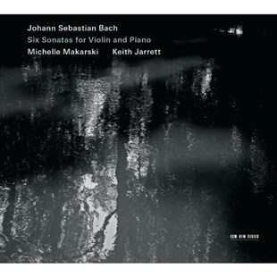 Bach: Six Sonatas for Violin and Piano - CD / Album - Music Classical Music