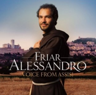 Friar Alessandro: Voice from Assisi - CD / Album - Music Classical Music