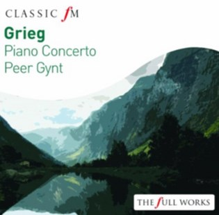 Grieg: Piano Concerto/Peer Gynt - CD / Album - Music Classical Music