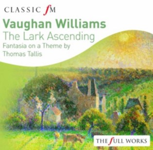 Vaughan Williams: The Lark Ascending/... - CD / Album - Music Classical Music