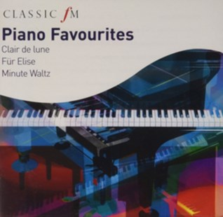 Piano Favourites - CD / Album - Music Classical Music