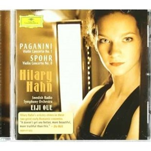 Violin Concerto No. 1/violin Concerto No. 8 (Hahn) - CD / Album - Music Classical Music