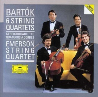 6 String Quartets, The (Emerson String Quartet) - CD / Album - Music Classical Music