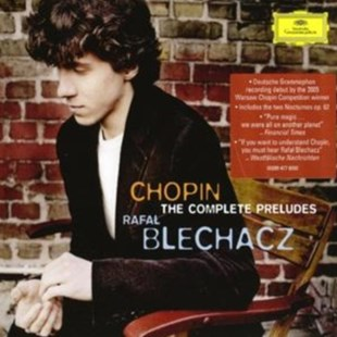 Complete Preludes, The (Blechacz) - CD / Album - Music Classical Music