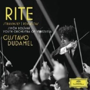 Gustavo Dudamel: Rite - CD / Album - Music Classical Music