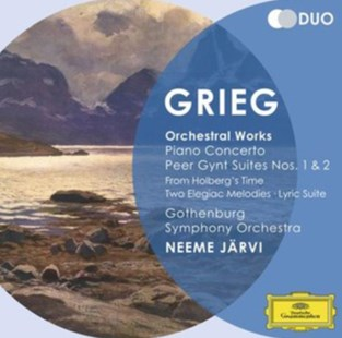 Grieg: Orchestral Works - CD / Album - Music Classical Music