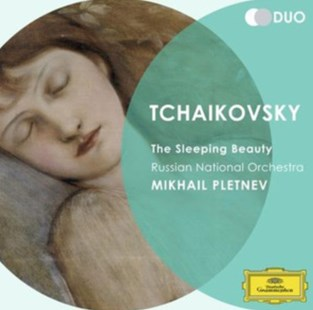 Tchaikovsky: The Sleeping Beauty - CD / Album - Music Classical Music