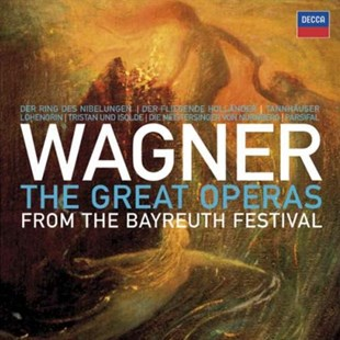 Great Operas, The - From the Bayreuth Festival [33cd] - CD / Box Set - Music